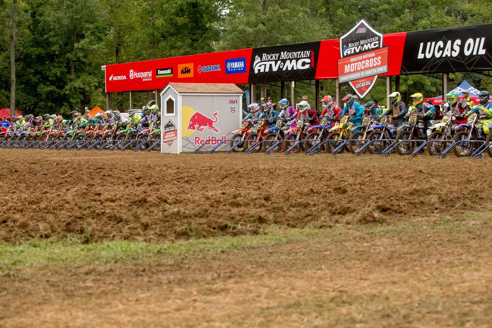 ProX Extends Partnership with Rocky Mountain ATV/MC AMA Amateur National Motocross Championship