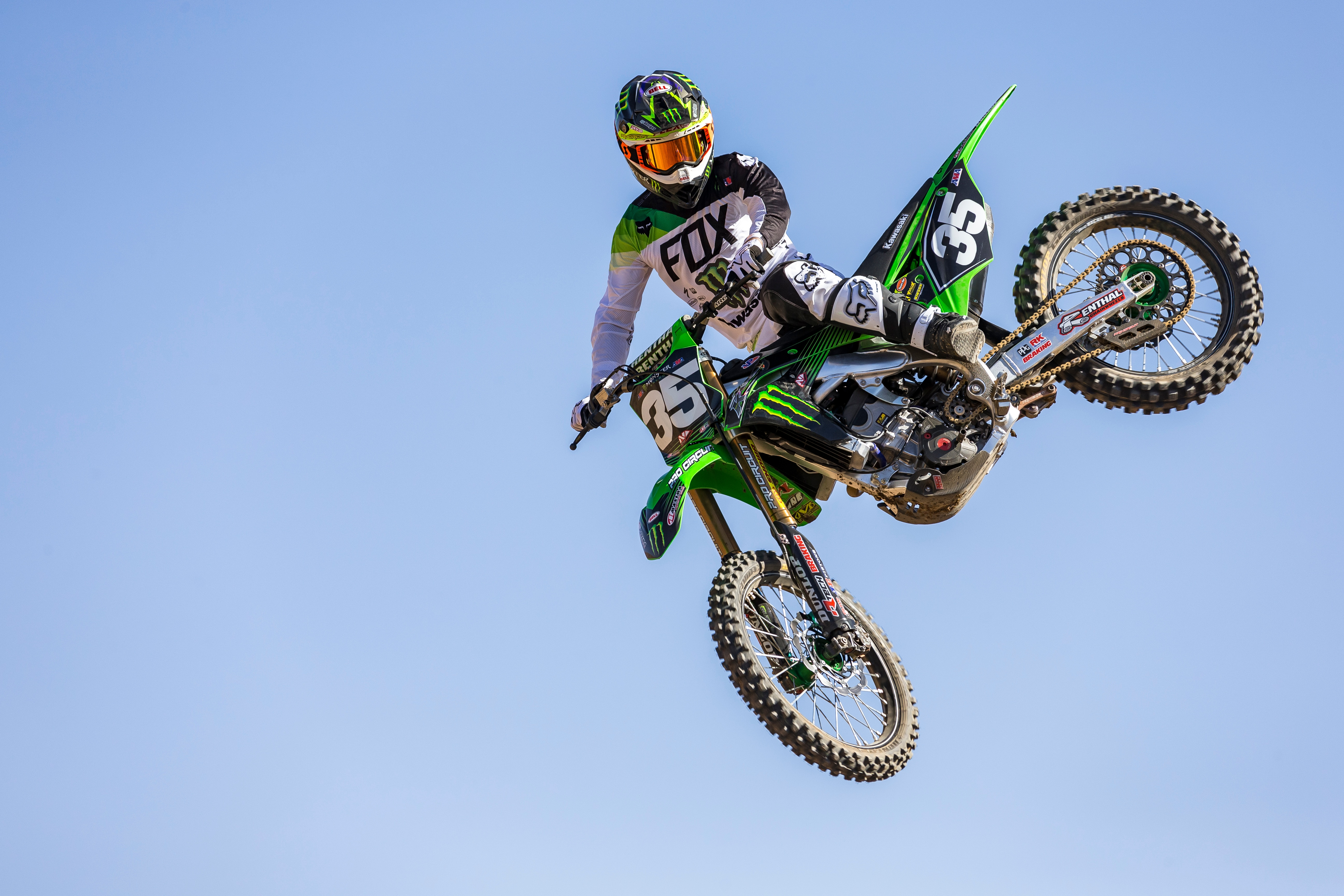 Peaks and Valleys for ProX Riders in Monster Energy Supercross