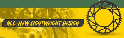 Lightweight Design, Proven Durability | ProX Steel Sprockets