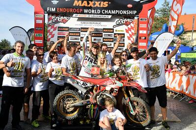 Enduro Dreams: Brad Freeman and Beta Boano Racing's World Enduro GP Success