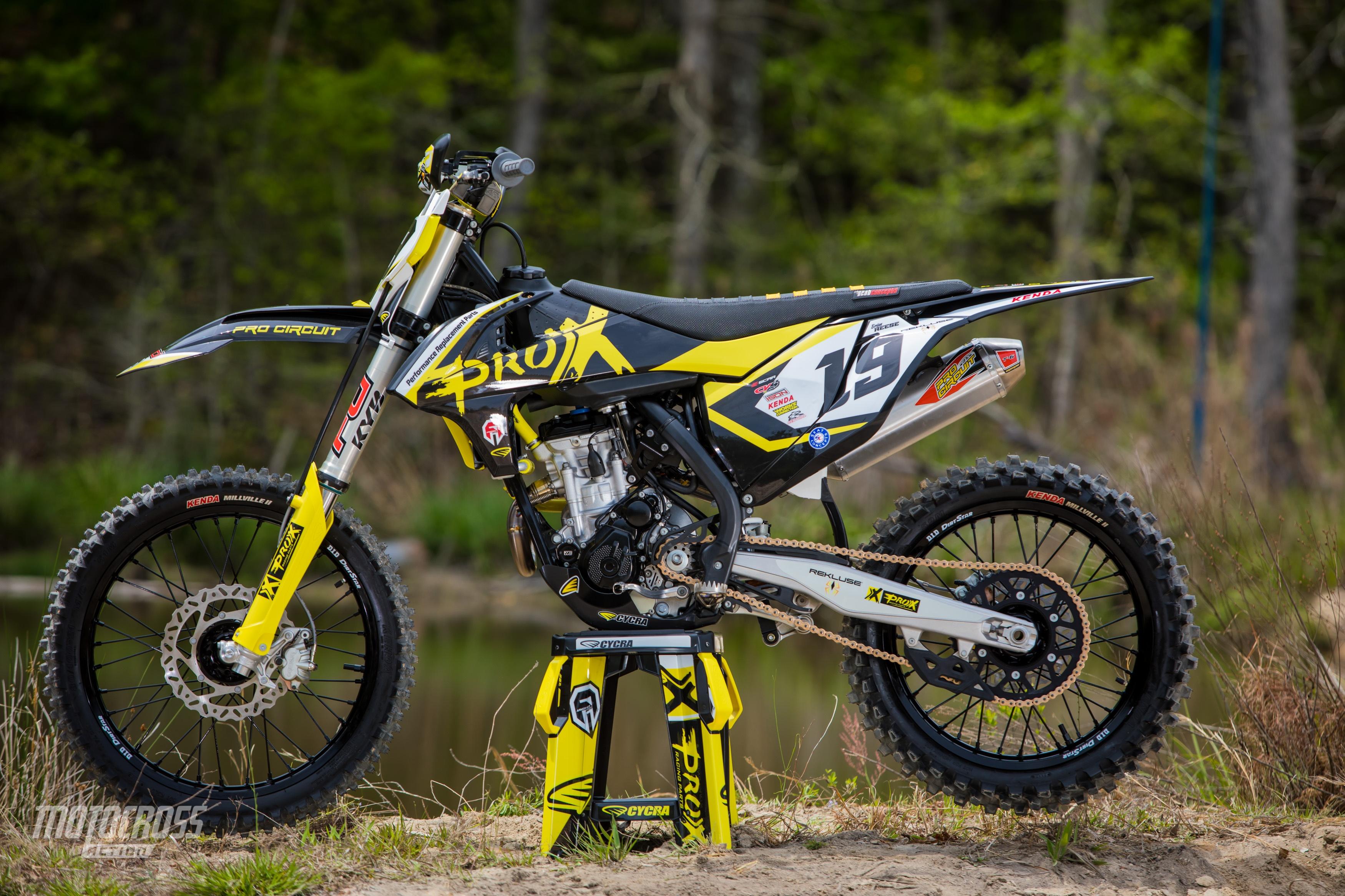 ProX CEO's KTM 250 SX-F Project Bike