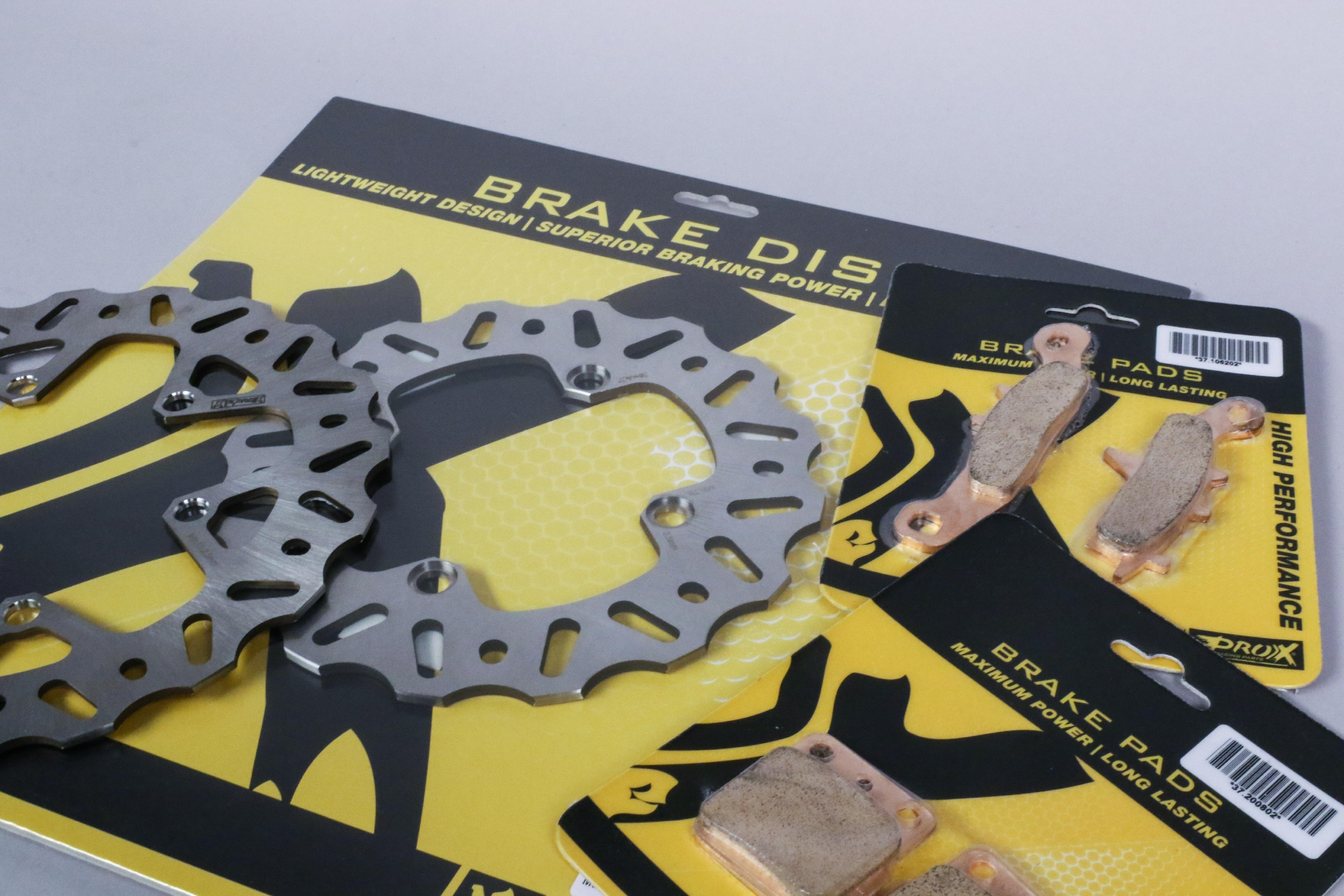 ProX Brake Rotors and Pads