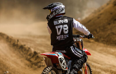 History in Supercross: Interview with Jordan Burns of Moto XXX, Part 1