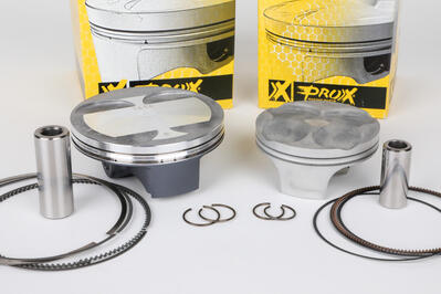 ProX Four-Stroke Pistons: OEM Quality Meets Affordability