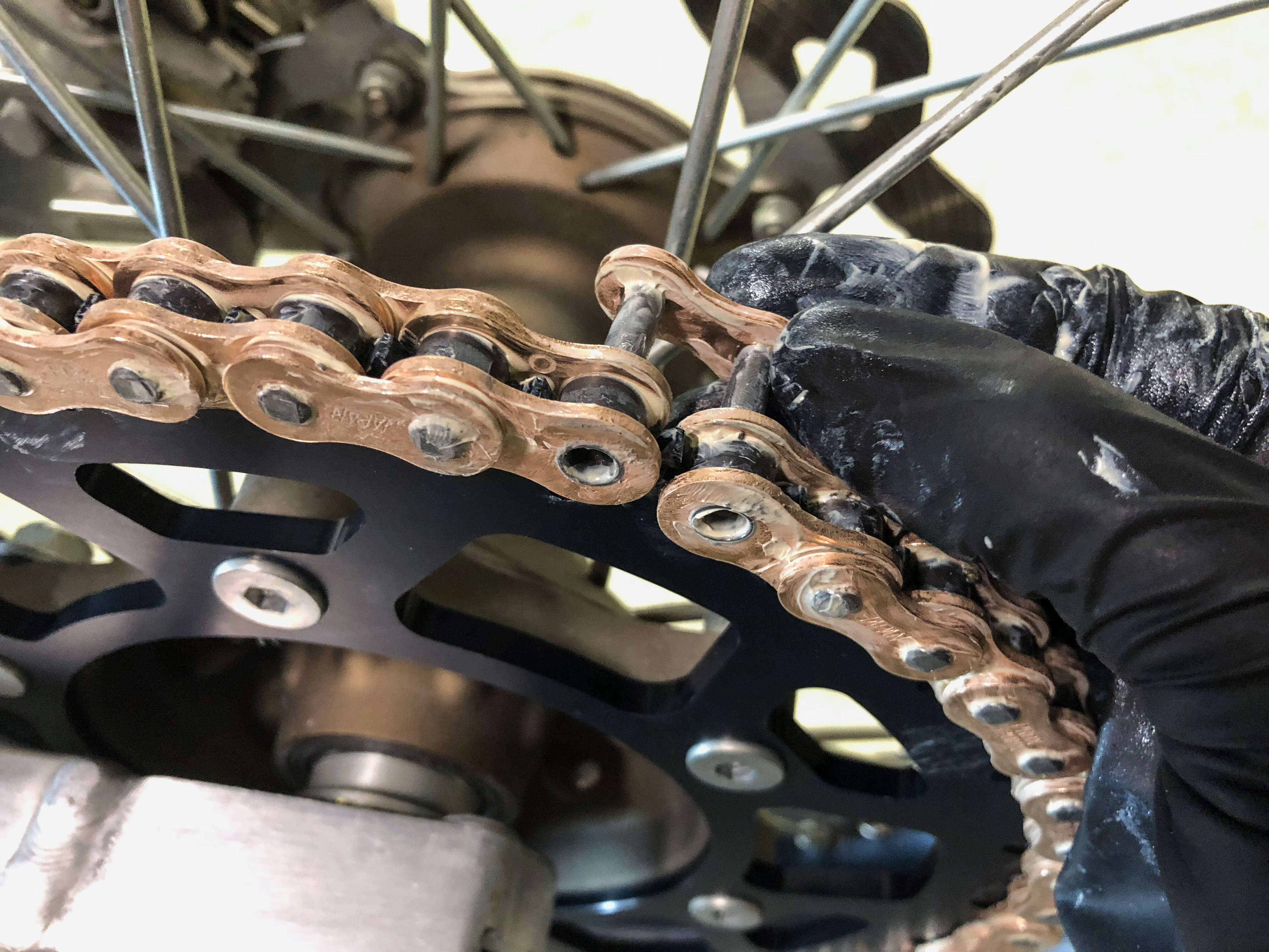 Installing a New Chain on Your Dirt Bike or ATV
