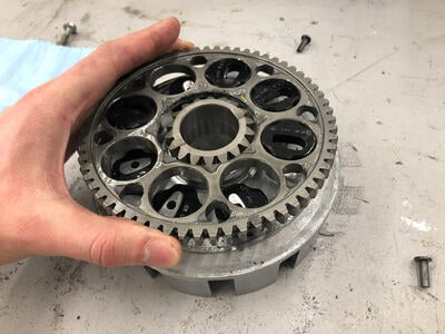 How to Replace the Clutch Basket in your Dirt Bike or ATV
