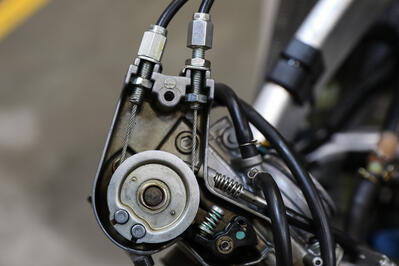 How To Adjust and Replace Your Motorcycle's Throttle Cable