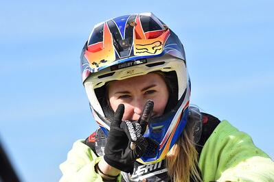 Catching Up with Professional Women's Racer Shelby Rolen
