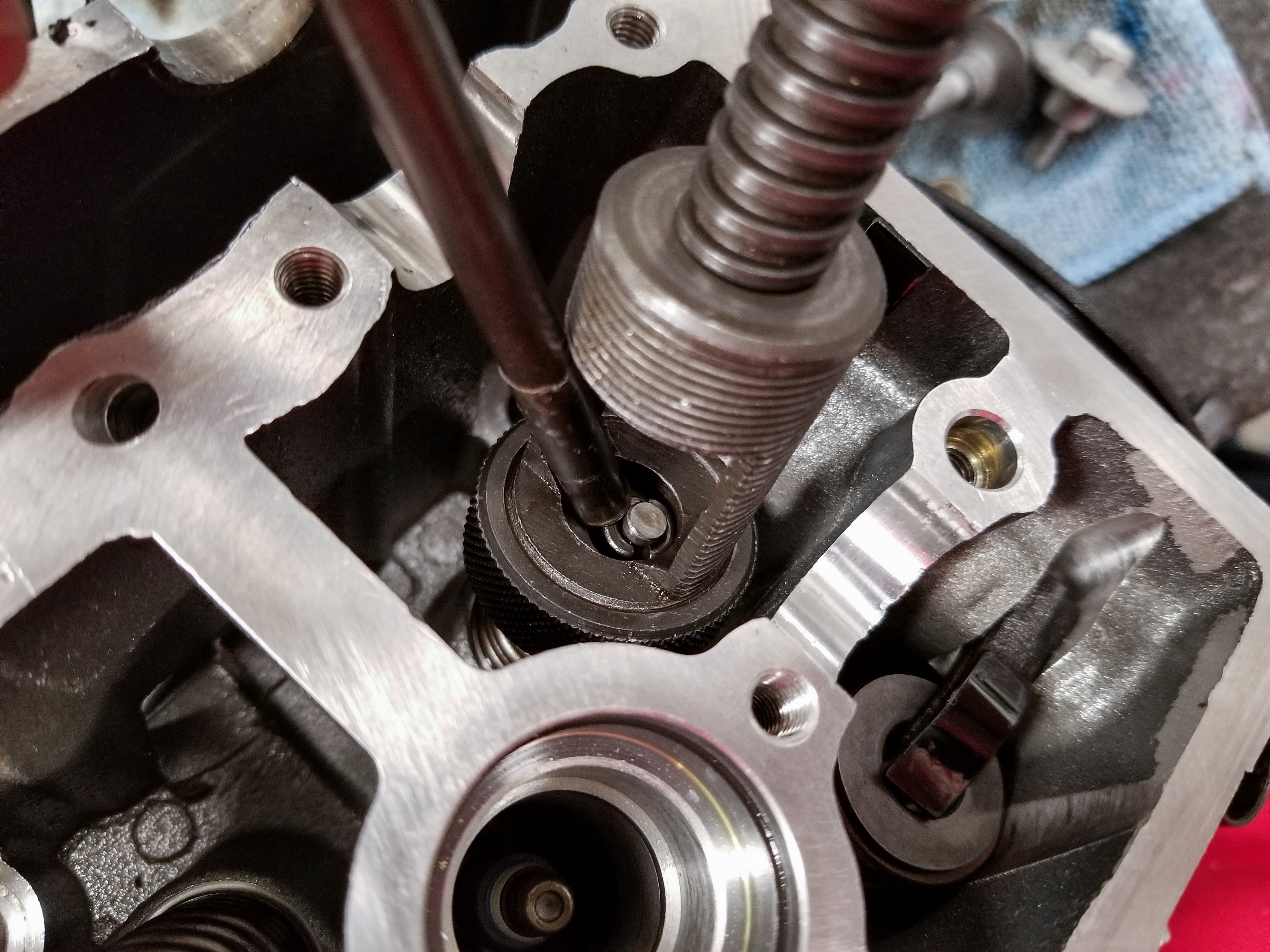 How to Install Valves in a 4-Stroke Dirt Bike